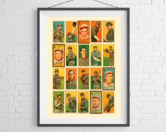 St. Louis Cardinals - Baseball Poster - Vintage Cardinals Memorabilia - Art Print  Ask a Question