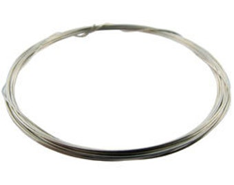 Silver Wire Solder Medium 5ft coil  (I-SWSM)