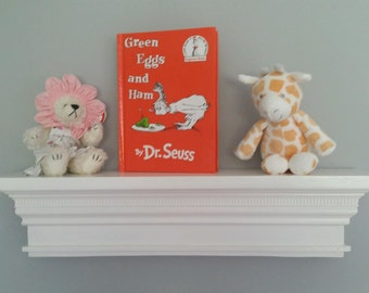 Nursery Shelf, Children Wall, Kids Room