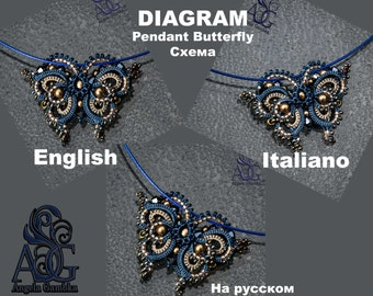 Diagramm, Master Class, pattern, step by step tutorial