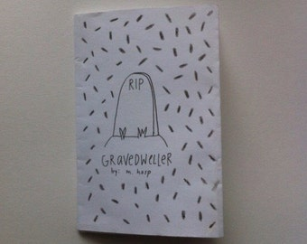 Gravedweller Mini Zine