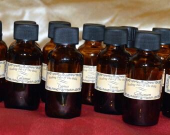 Bible Essential Oil Set | Anointing Oil | Myrrh | Essential Oil Kit | Biblical Oils | Frankincense Oil | Cinnamon Oil | Cypress Oil | Cassia