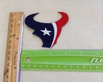 Houston Texans patch