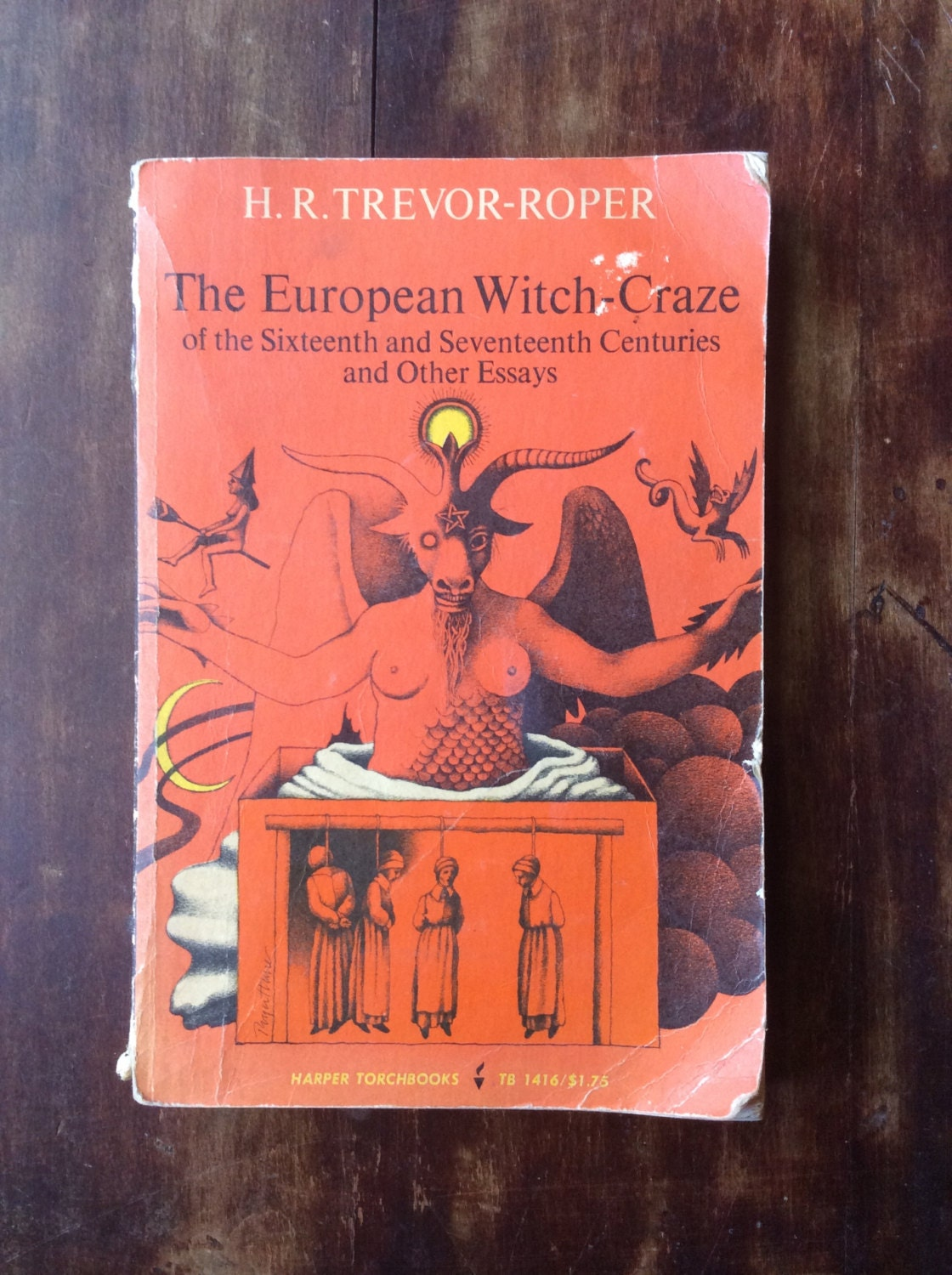 "the european witch craze Lyndal roper's oedipus and the devil and witch craze  historiography of the  european witch-hunts,"" diane purkiss, women's stories of witchcraft in."