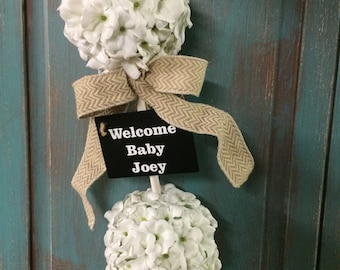 Baby Rattle Door Hanger
