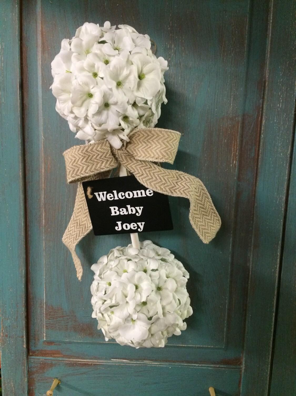 Baby Rattle Door Hanger