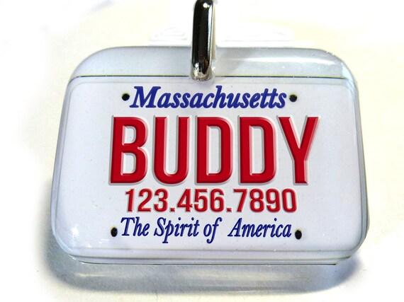 Ma Car Registration: Items Similar To Massachusetts Car License Plate