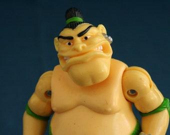 tmnt Tattoo 1991 action figure Teenage Mutant Ninja Turtles Vintage toy figure