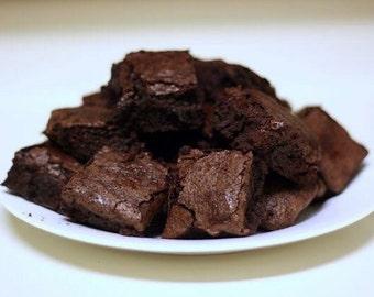 One dozen lactation brownies