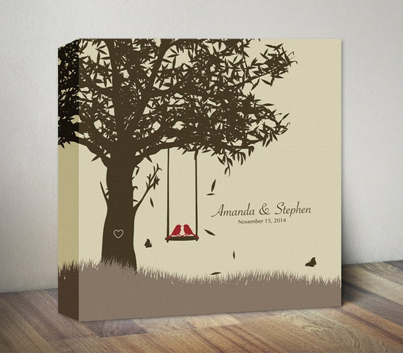 Personalized Wedding Gift for Couples Gift for Her Him Newlywed ...