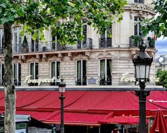 Paris Cafe for Sheri
