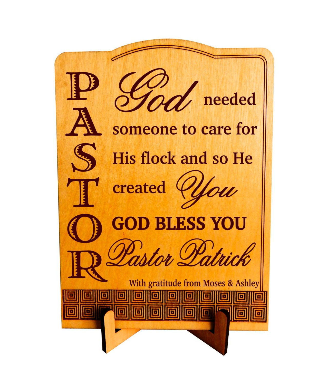Pastor Appreciation Day Clip Art Popular items for pastor appreciation ...