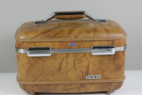 american tourister 70 s vanity luggage by gooseberryvintage