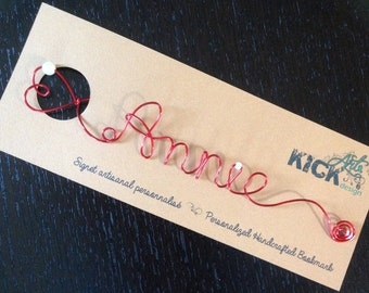 Bookmark personalized