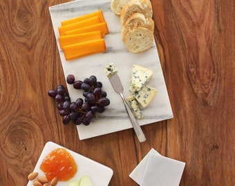 Medium Vermont marble Cheese Board - a beautiful piece of Vermont!