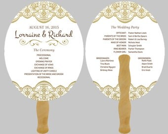 SET Of Love Laughter And Happily Ever After Wedding Hand Fans