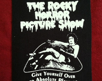 The Rocky Horror Picture Show Cloth Punk Patch