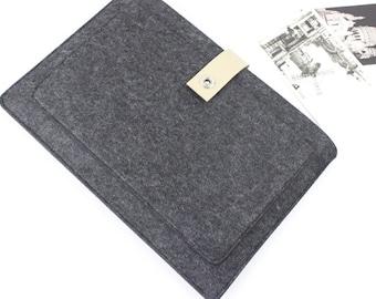 "felt Macbook Pro 13.3"" sleeve, Macbook sleeve 13, Macbook 13 case, Macbook Pro case, Macbook Pro sleeve, Laptop sleeve, laptop case ZMY036DG"
