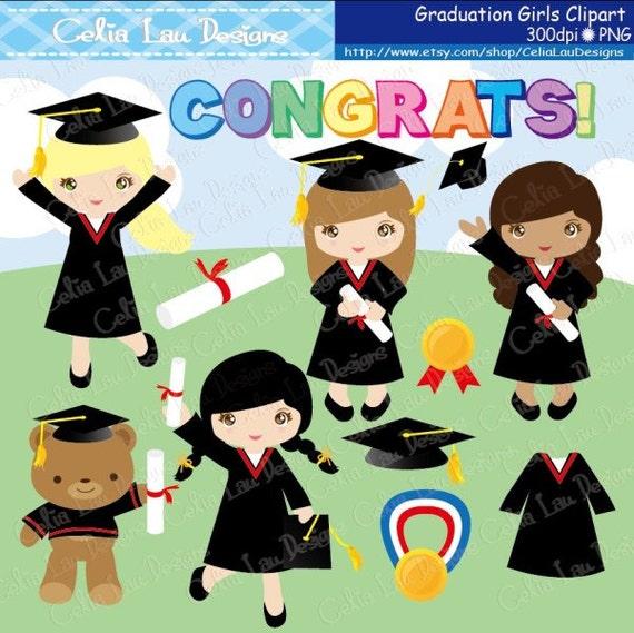 Graduation Clipart Preschool Kindergarten graduation Clip