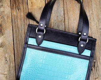 Ladies' Alligator Purse/Handbag