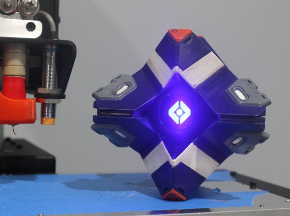 destiny ghost replica how to get