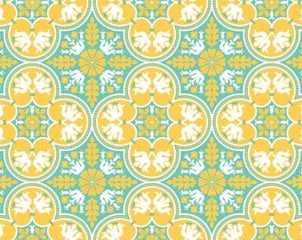 Notting Hill, Historic Tile in Canary by Joel Dewberry 4103