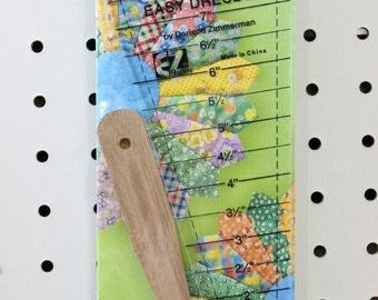 Easy Dresden Quilt Ruler by Darlene Zimmerman, 882700