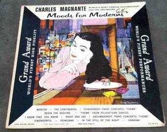 Charles Magnante - Moods For Moderns (LP - 33 RPM)