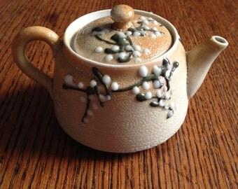 c1930 tiny teapot