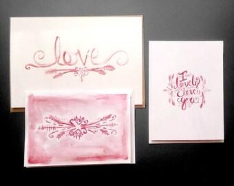 Lovely Love Card Pack
