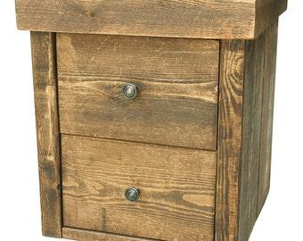 coiffeuses et tables de chevet etsy fr. Black Bedroom Furniture Sets. Home Design Ideas