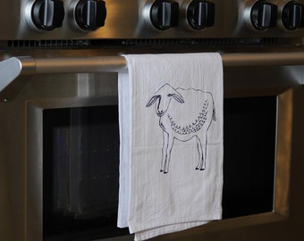 Sheep Kitchen Towel