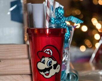It's me, Mario! Tumbler