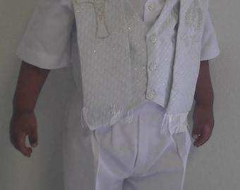 Baptism gown,Cristening Gown, Baptism boy, Presentacion, traje de bautizo, AJuar BAutismal,Presentacions,baptism white