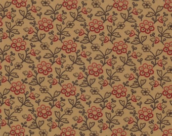 Moda Collections Circa 1852 46187-13...Sold in continuous cut 1/2 yard increments