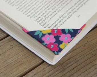 MTO 2 corner bookmarks - Flowers