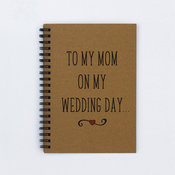 Gift For Mom On My Wedding Day : gift for Mom - To My Mom on My Wedding Day - 5