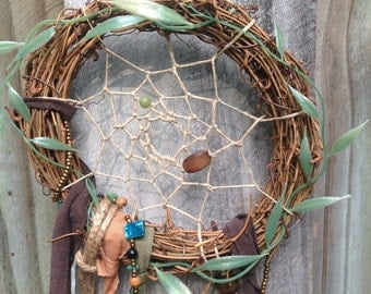 Boho Chic Dream Catcher