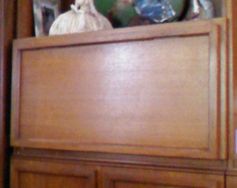Bar Cabinet, Danish Style Display Unit, Vintage Bar, made in Australia in the 1960s, Midcentury Furnature, SALE