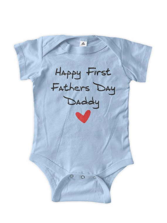 Baby Boy Happy First Father 39 S Day Baby Outfit Father 39 S