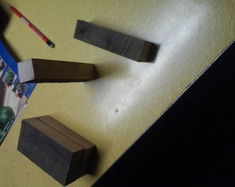 Reclaimed Lehigh Valley Boxcar Wood Pen Blanks