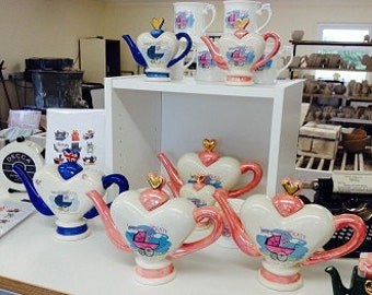 New Royal Baby Teapot