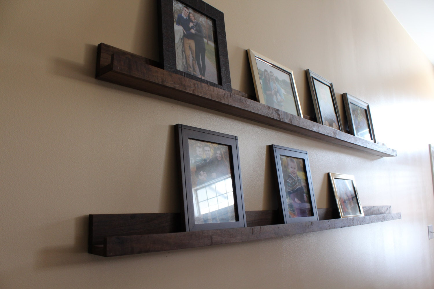 Wall Hanging Picture Shelf Or Book Shelf Ledger Wall