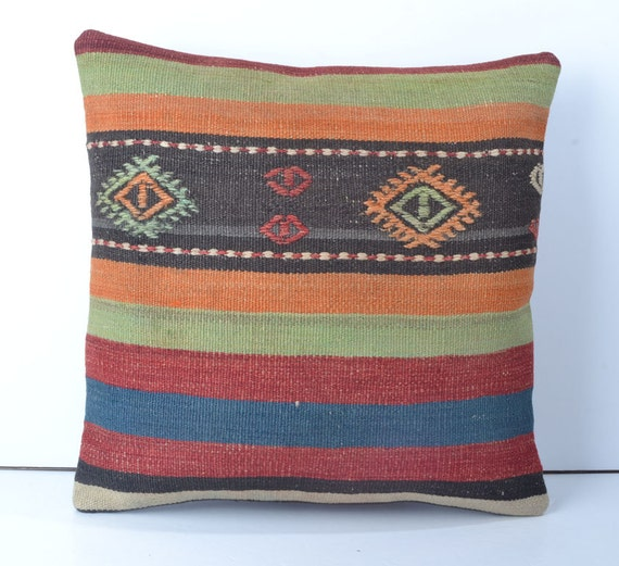 Aztec Home Decor Turkish Pillows African Pillow Cover Tribal Home