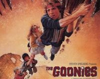 The Goonies Poster 11 x 17 inches,