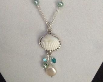 Gemstone Beach Necklace