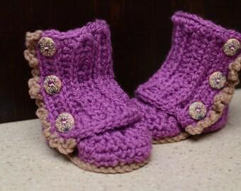 Crochet booties, Wrap booties, Babygirl booties, Crochet boots, Crochet ugg boots, Crochet wrap booties, Baby Boots