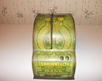 vintage Shonk Works Commonwealth Bank
