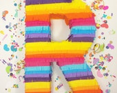 Piñata Letters, Fringe Letters for Weddings, Baby Showers, Bridal Fiestas and more! Fiesta Party Decoration, Cinco de Mayo