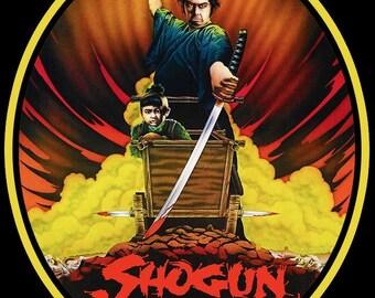 1980's Shogun Assassin Tee Shirt
